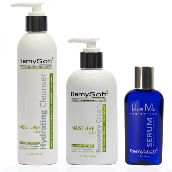 RemySoft 3 Step Hair Extension Kit