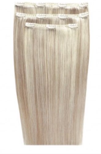 "Beauty Works 16"" Deluxe Remy Clip In Extensions Bohemian"
