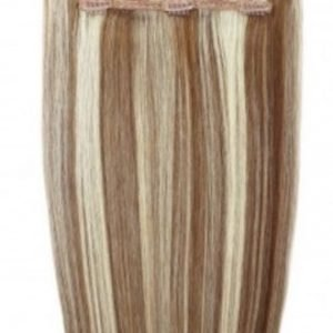Beauty Works 16 Deluxe Remy Clip In Extensions - Bronzed Blonde