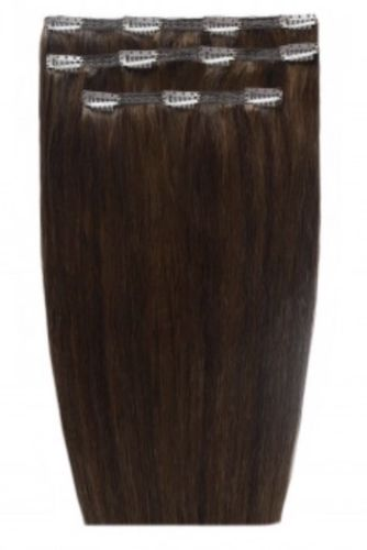 Beauty Works 18 Quot Deluxe Remy Clip In Extensions Hot Toffee