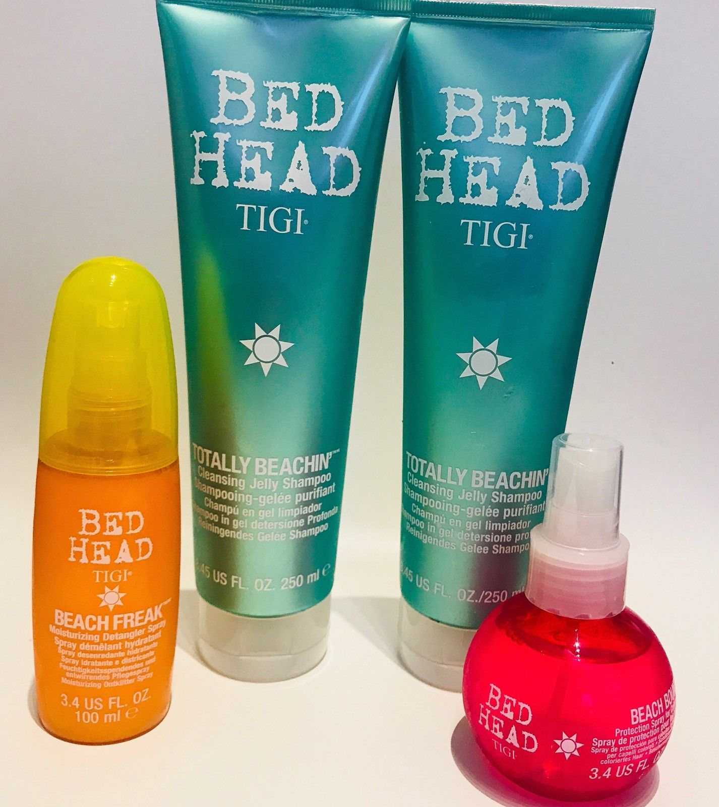 glam bed review tigi radar head products hair