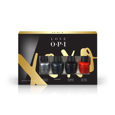 OPI Love XOXO Collection