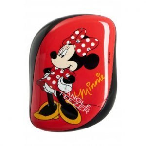 Tangle Teezer Compact Styler, Minnie Mouse Rosie Red