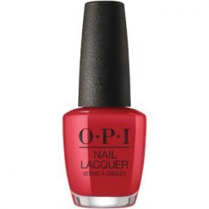 OPI Nail Lacquer Grease Tell Me About It Stud